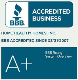 BBB accreditation waterproofing mold removal long island